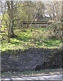 SE1323 : Water tank, Brookfoot Lane, Southowram by Humphrey Bolton