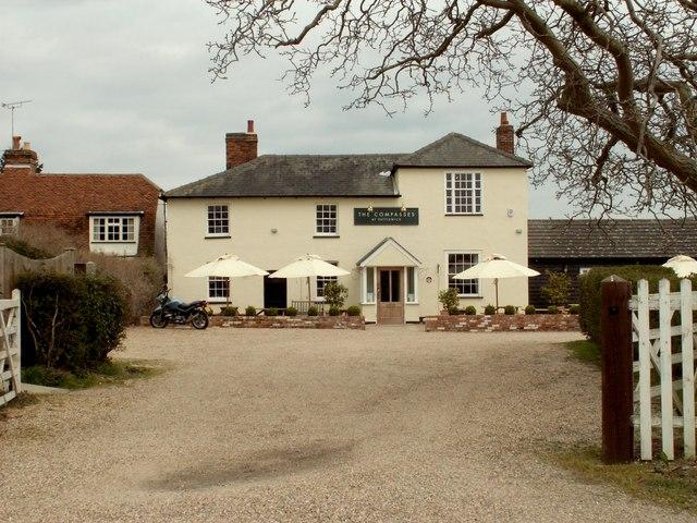 'The Compasses' inn