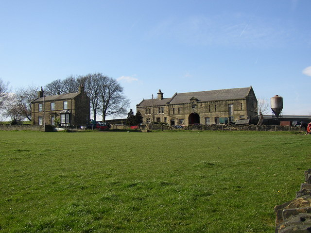 Pasture House, off Church Lane, Southowram