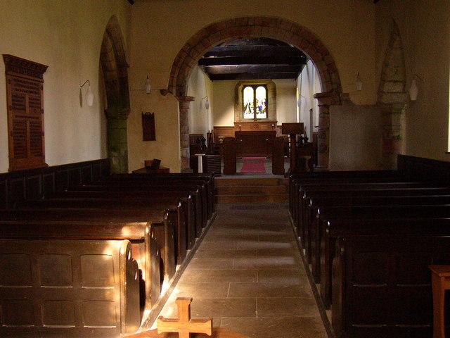 Alnham Church, Alnham
