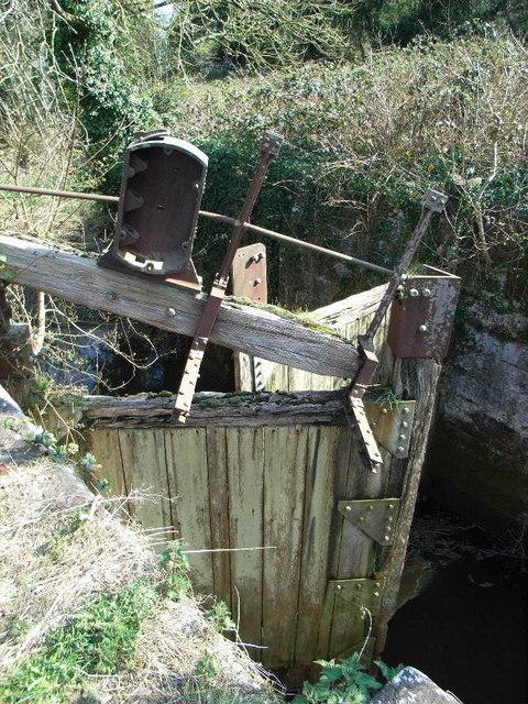 Taafe's Lock Gates