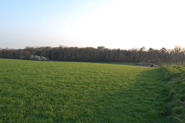 Field near Saltwood
