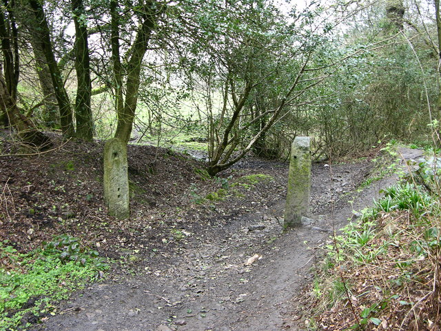 Old Gateway near Wayoh Reservoir