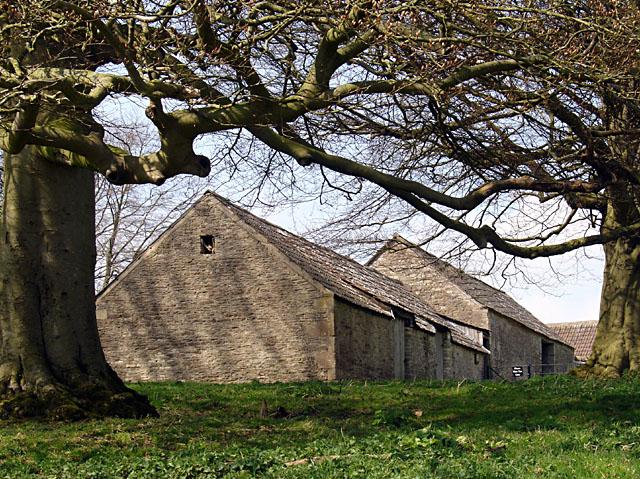 Old Lodge, Dyrham Park