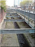 SE2932 : The Hol Beck, Water Lane, Leeds by Rich Tea