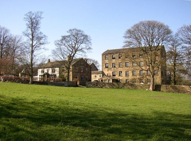 Barker Royde Farm, Southowram