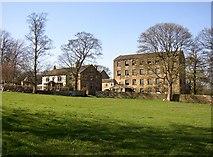 SE1223 : Barker Royde Farm, Southowram by Humphrey Bolton