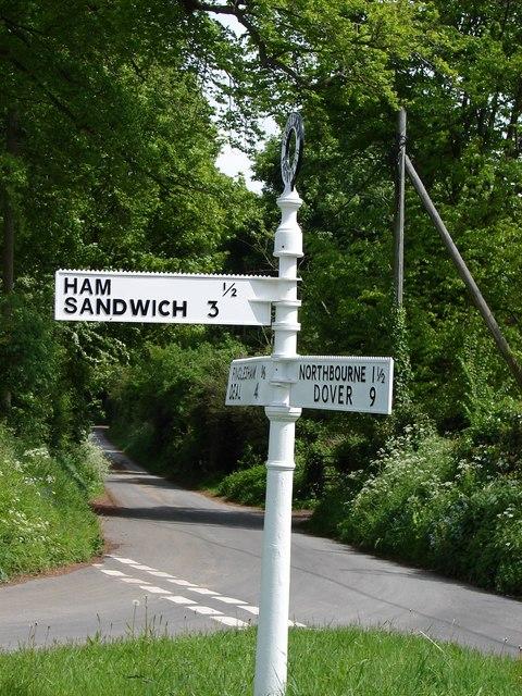 Ham Sandwich Bishops Finger