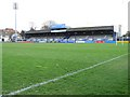 O1731 : Main stand at Leinster rugby ground by Doug Lee