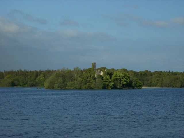 Castle Island - Lough Key, Co. Roscommon, ROI