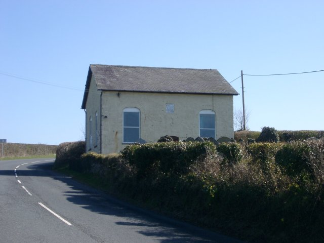 Small Church on the B4358