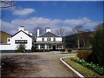NT1126 : Crook Inn Hotel by R Greenhalgh