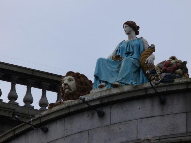 Ceres, Goddess of Plenty