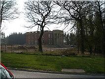 NZ4226 : Architect designed mansion in Wynyard village. by Carol Rose