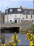 NO8785 : River Carron, Stonehaven by Colin Smith