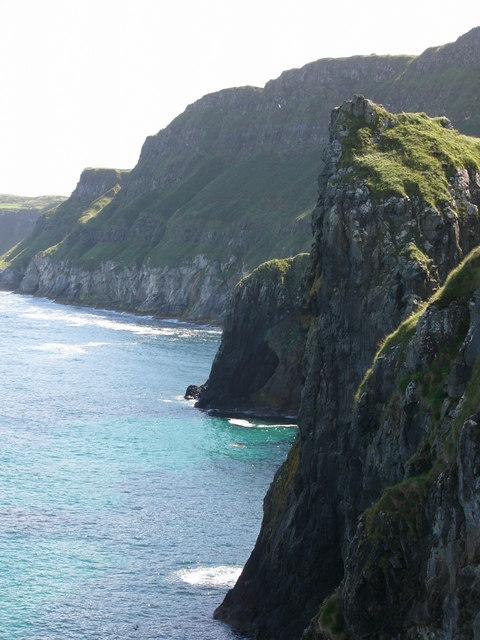 Portaneevey cliffs