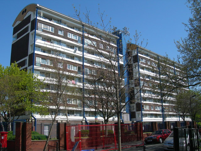Pitcairn House, off Mare Street