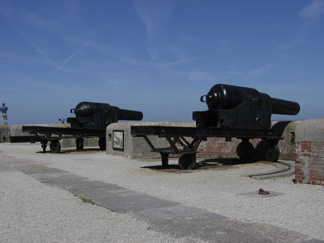 The Old Battery at The Needles