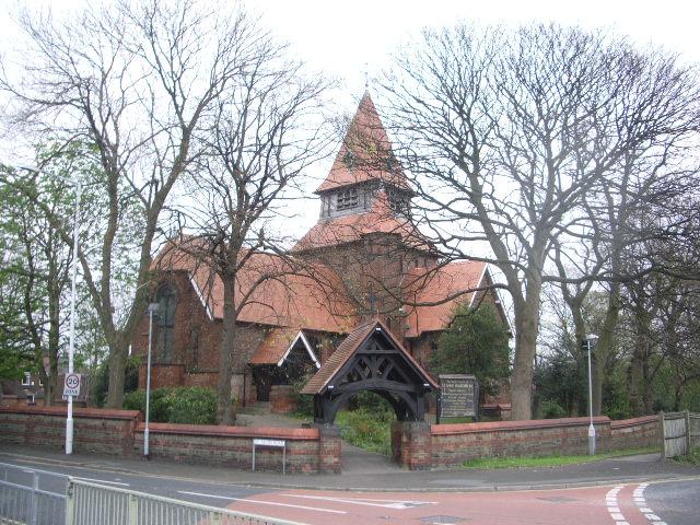 The Parish Church of St Anne Haughton, Denton