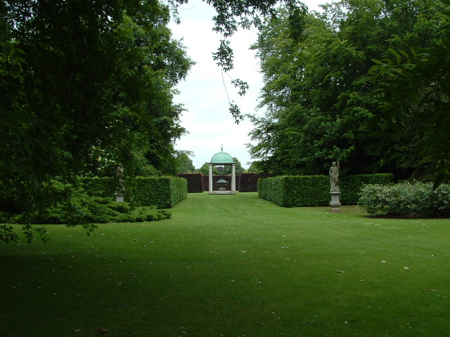 The Temple, Anglesey Abbey Gardens