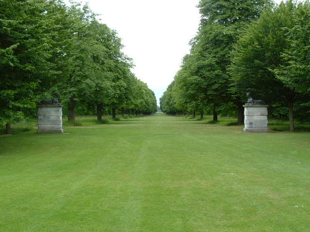 Coronation Avenue, Anglesey Abbey Gardens