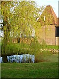 TR0454 : Prior Oast House, Shottenden by Penny Mayes