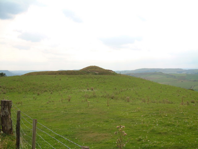 Castell Crugerydd - Castle of the Eagle