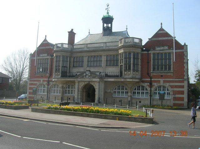 Hendon Town Hall, The Burroughs, London NW4