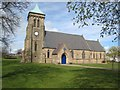 NZ2533 : St Paul's Church, Spennymoor by Oliver Dixon