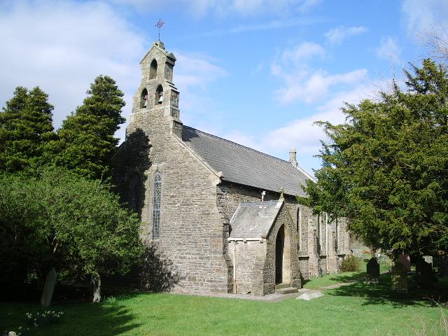 Church of St John the Baptist, Garsdale