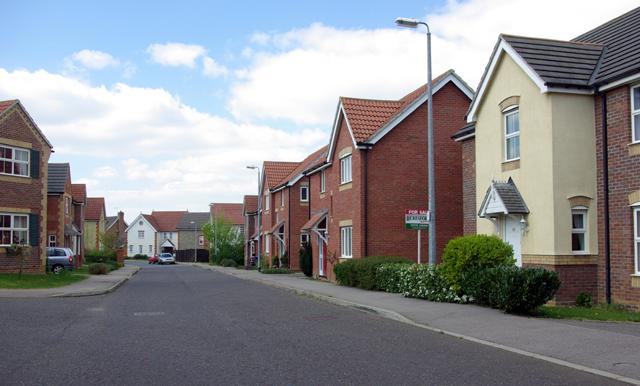 Modern housing, Braintree