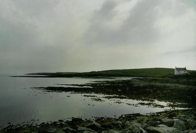 Coastline at Rapness