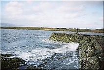 NR6880 : Jetty near Keillmore by Ian Paterson