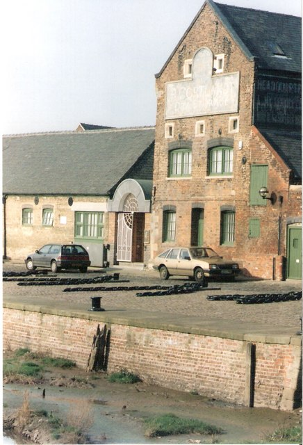 Warehouse on the Quay