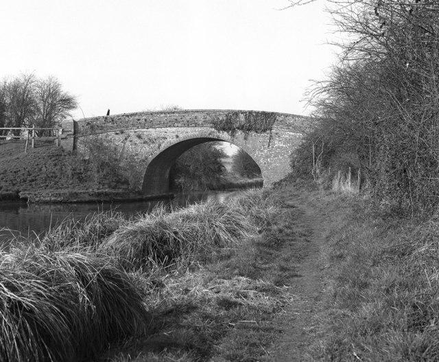 Shepherd Bridge, Kennet and Avon Canal