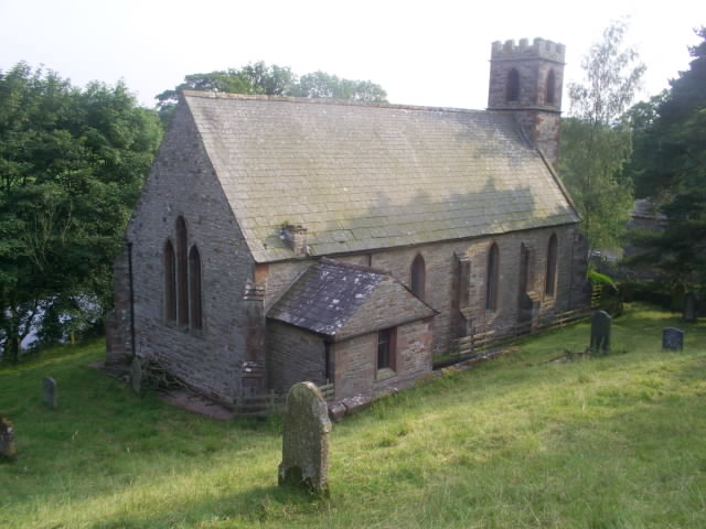 St Theobald's Church, Great Musgrave