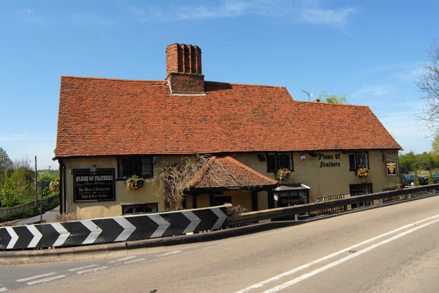 The Plume of Feathers Public House