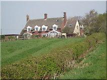 SJ5175 : Shepherds Houses Manley Road by Paul Thomas