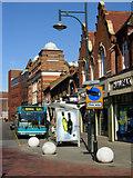 TQ1096 : Clarendon Road, Watford by Stephen McKay