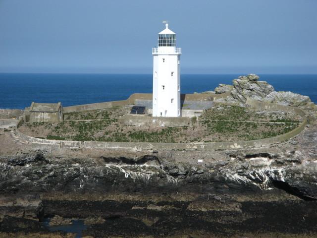 Godrevy Lighthouse, Godrevy Island