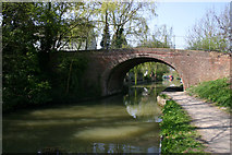 SP6989 : Black Horse Bridge by Richard Dear