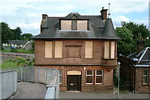 NS3980 : Vale of Leven Constitutional Club by George Rankin