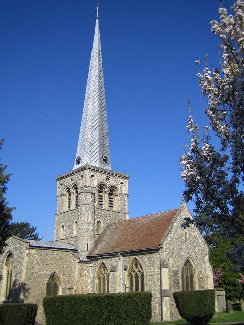 Hemel Hempstead: St Mary's Church