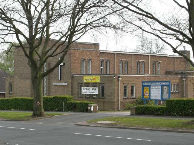 United Reformed Church, Clayton