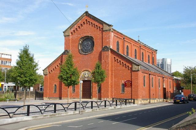 St Anne's Catholic , Blackburn