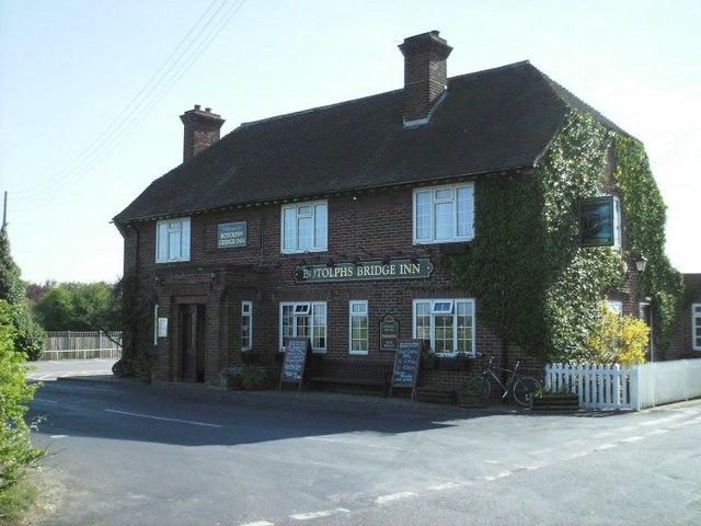 Botolphs Bridge Inn