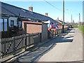 NZ2732 : Joseph Patterson Terrace, Ferryhill by Oliver Dixon