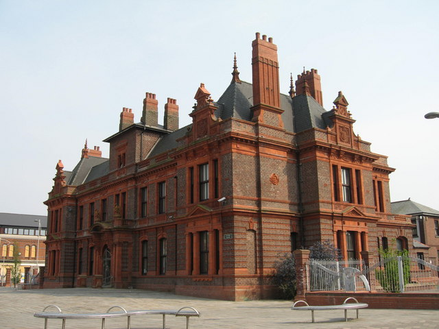 Widnes Town Hall