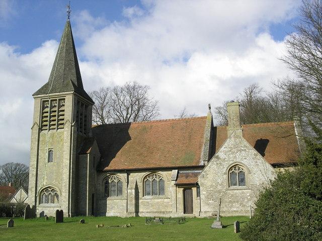 St Nicholas, Kingsey