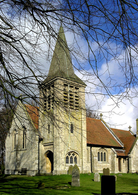 St Nicholas Church, Kingsey